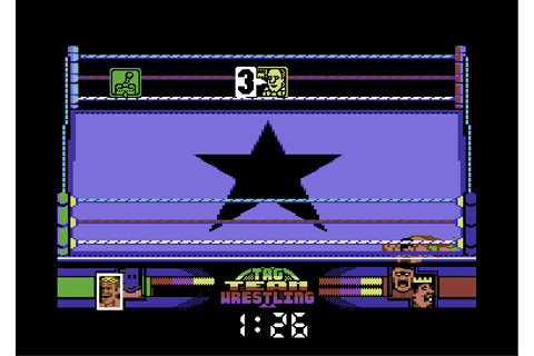 Download American Tag-Team Wrestling - My Abandonware