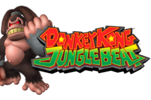 Donkey Kong Jungle Beat - Wallpaper Games Maker
