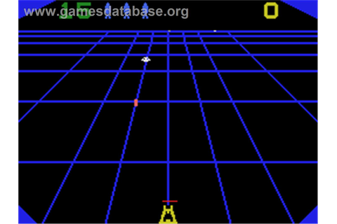 Beamrider - Coleco Vision - Games Database