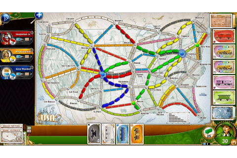 Download Ticket to Ride Full PC Game