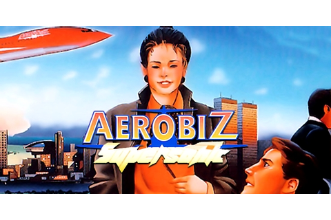 Download Aerobiz Supersonic Snes - gettgw