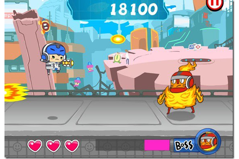 Mighty No. 9 free web browser game available to play ...
