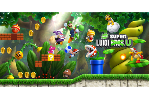 New Super Luigi U | Wii U | Games | Nintendo