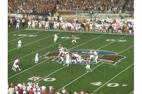 BCS National Championship Game - Wikipedia
