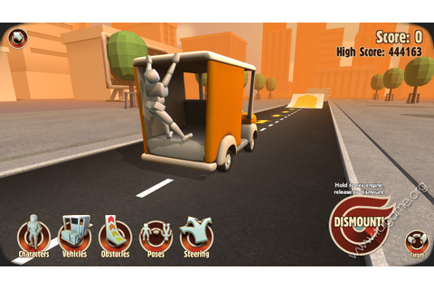 Turbo Dismount - Download Free Full Games | Simulation games