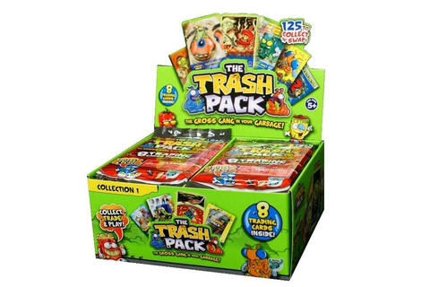 The Trash Pack Trading Card Game - Collection 1 - The ...