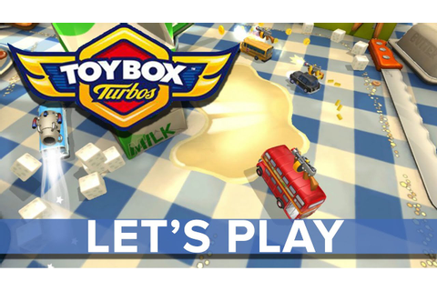 Toybox Turbos - Eurogamer Lets Play - YouTube