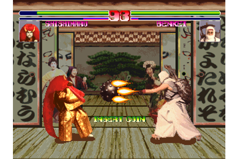 Blood Warrior Screenshots for Arcade - MobyGames