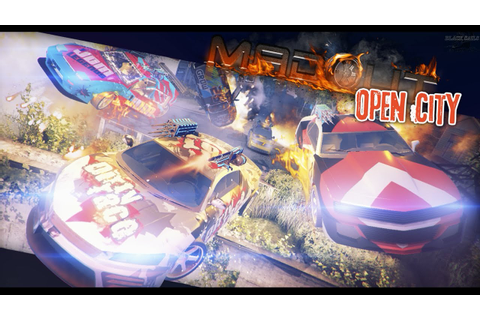 Let's play MadOut Open City (PC game on Steam) by Nuligine ...