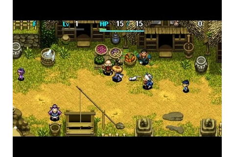 Shiren the Wanderer 5 Plus - PS Vita Game - YouTube