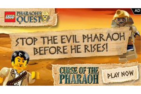 LEGO Pharaoh's Quest: Curse Of The Pharaoh | Unity 3D Games