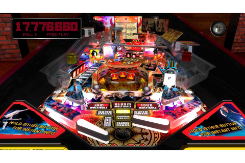 Stern Pinball Arcade PS4 Review: Superb Silverball ...