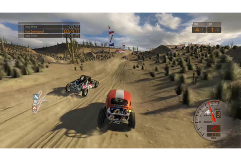 Baja Edge of Control HD | Buggy Gameplay (Xbox One) 2017 ...