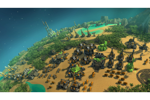 Planetary Annihilation Review - IGN