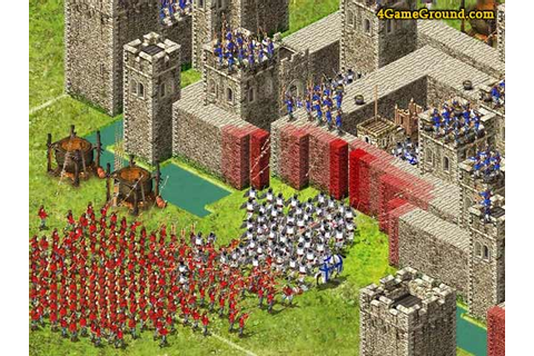 Play Stronghold Kingdoms online game for free ...
