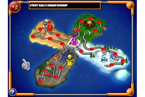 Download LEGO Stunt Rally (Windows) - My Abandonware