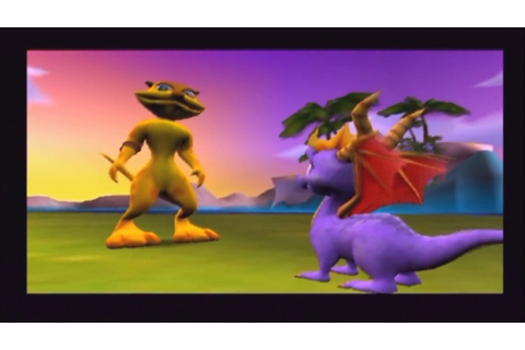 Spyro : Enter the Dragonfly - Hunter's In-Game Lines ...