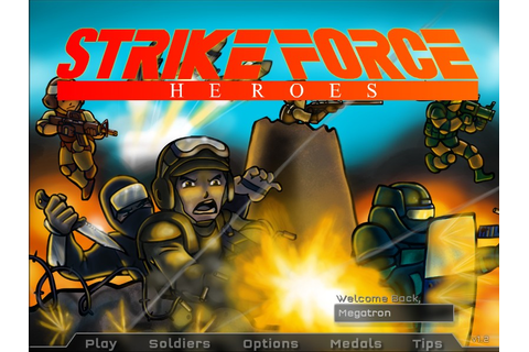 Strike Force Heroes Hacked (Cheats) - Hacked Free Games