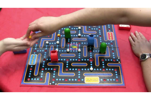 Pac-Man: The Board Game - YouTube