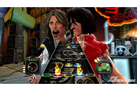 Guitar Hero: Aerosmith Screenshots, Pictures, Wallpapers ...