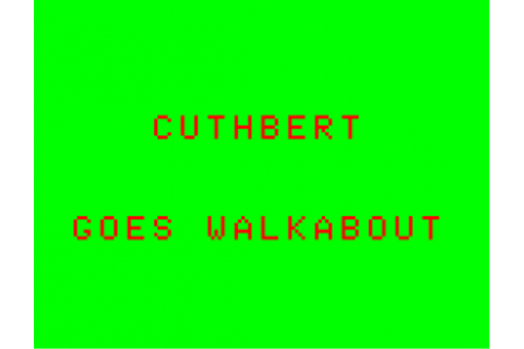 Download Cuthbert Goes Walkabout (Atari 8-bit) - My ...