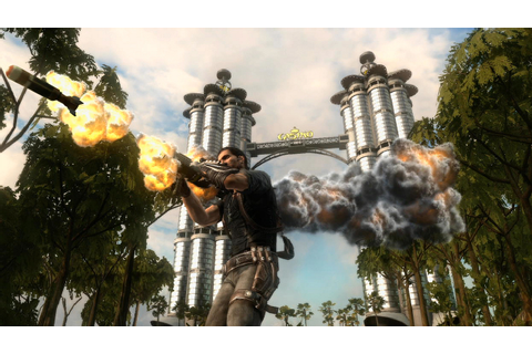 Just Cause 2 Download Free - Ocean of Games