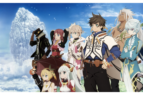 Tales of Zestiria Review – WORDS ABOUT GAMES