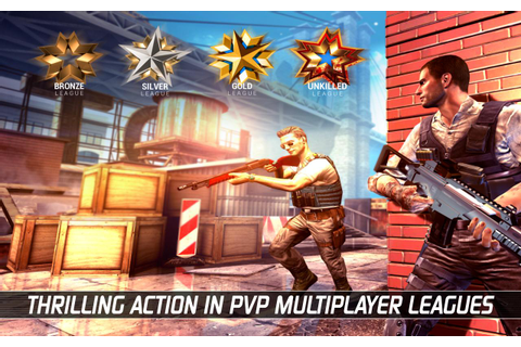 UNKILLED: MULTIPLAYER ZOMBIE SURVIVAL SHOOTER GAME APK ...