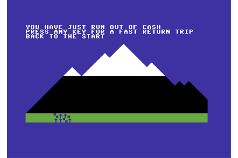 Download Everest Ascent (Commodore 64) - My Abandonware