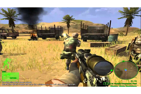 Delta Force-Black Hawk Down, Mission 1 - YouTube