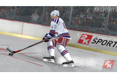 NHL 2K7: A Perfect 10 Then, But What About Now ...