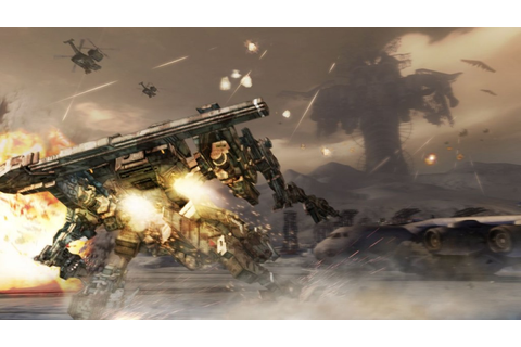 Armored Core Verdict Day Review « GamingBolt.com: Video ...