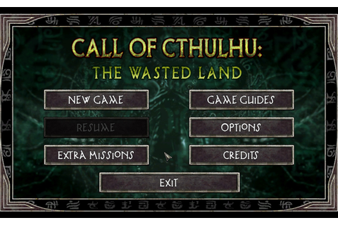 Call of Cthulhu: The Wasted Land - PC - Nerd Bacon Reviews