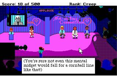 Leisure Suit Larry 2: Goes Looking for Love (In Several ...