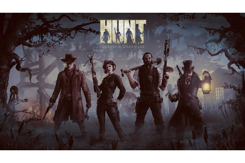 Hunt: Horrors of the Gilded Age is Crytek's new online ...