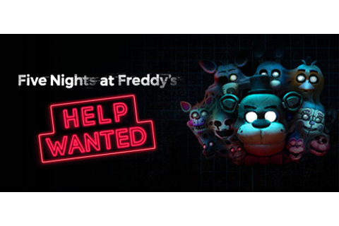 FIVE NIGHTS AT FREDDY'S: HELP WANTED w serwisie Steam