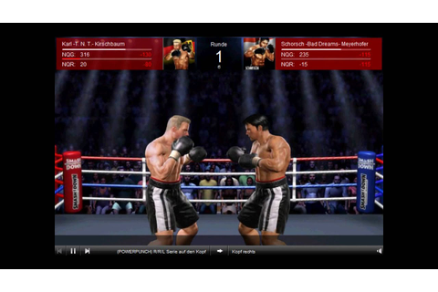 3D heavyweight boxing at smashdown online boxing game ...