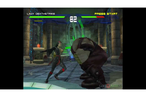 X-Men: Next Dimension - Gameplay Xbox HD 720P - YouTube