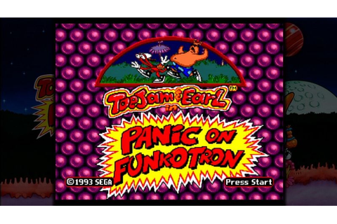 ToeJam & Earl in Panic on Funkotron (2012) promotional art ...