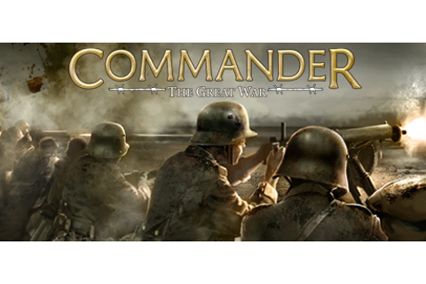 Commander: The Great War on Steam