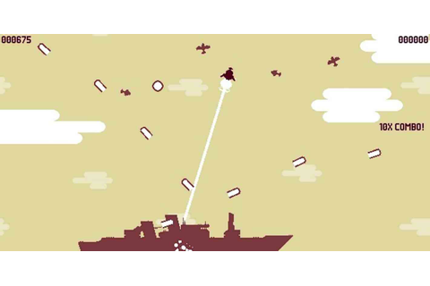 Luftrausers (PC) Review – A Quick Ride That Runs Dry Too ...