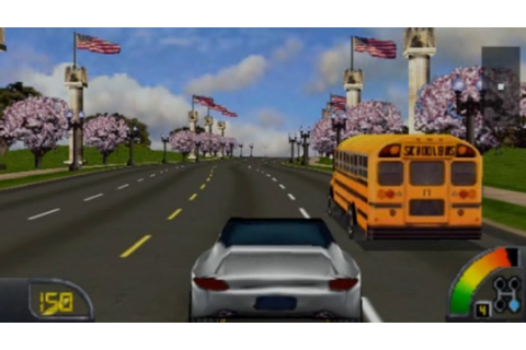 Cruis'n USA (N64) Playthrough [Wii VC]- NintendoComplete ...