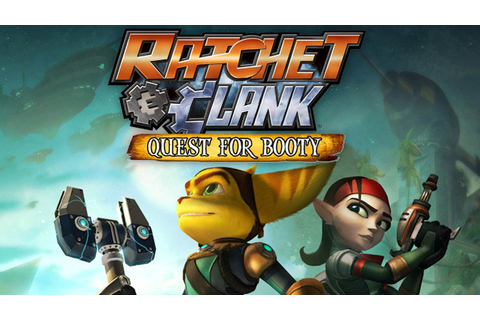 CGR Undertow - RATCHET & CLANK FUTURE: QUEST FOR BOOTY ...