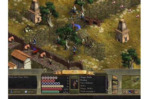 Age of Wonders II The Wizards Throne Download Free Full ...