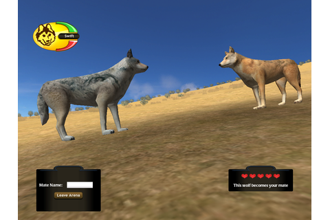 Dispersal wolf (2.5) | WolfQuest Wiki | FANDOM powered by ...