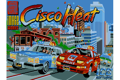 Download Cisco Heat: All American Police Car Race | DOS ...