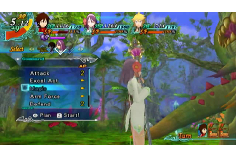 Arc Rise Fantasia (Wii) E3 2010 Gameplay Video - YouTube