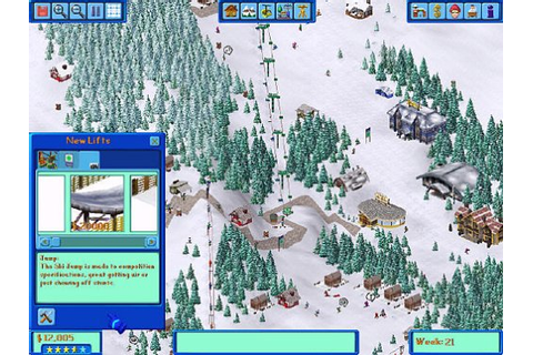 Ski Resort Tycoon - PC