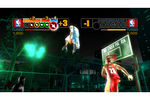 NBA Street V3 Game | PS2 - PlayStation