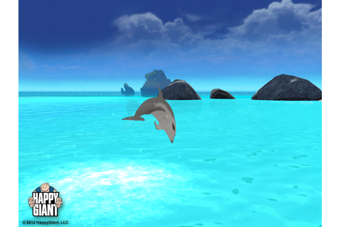 (Upcoming game 3d pet-sim game) Dolphin Paradise: Wild ...